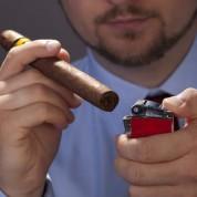 Zigarren rauchen